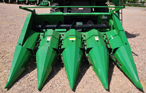 4 Row Corn Harvesters 4yzp-4 pictures & photos