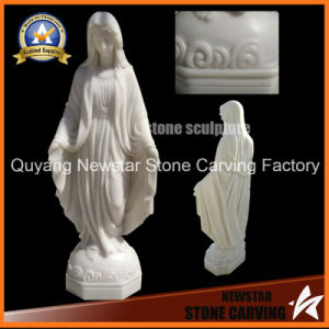 Natural Stone Carving White Marble Statue Sculpture pictures & photos