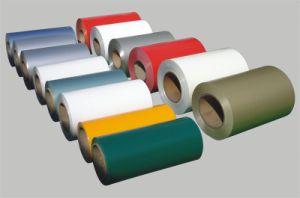 Alucosuper China PE or PVDF Color Coating Aluminium Coil pictures & photos