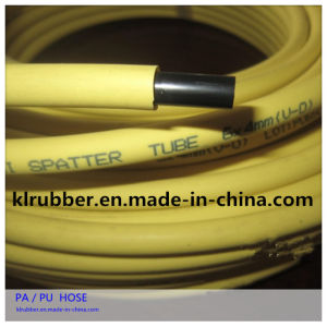 SAE J844 Double Layer PU Apiral Air Hose pictures & photos