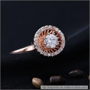 VAGULA Fashion Zircon Wedding Ring (Hlr14173) pictures & photos