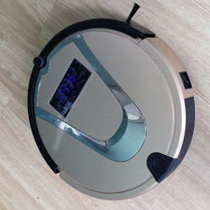 Strong Suction 1000PA Robot Vacuum Cleaners with 2200ah Lithium Battery pictures & photos