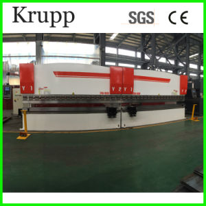 Electro-Hydraulic Synchronous Press Brake/Bending Machine in Tandem