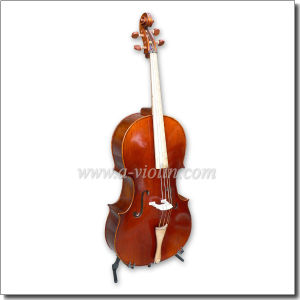 Hand Spirit Varnish 4/4 Baroque Style Cello (CH550Z-A) pictures & photos
