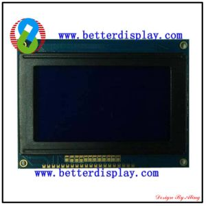 LCD Stn Blue LCM Standard Graphic Module LCD Monitor pictures & photos