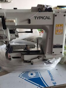 Mattress Typical 300u Chain Stitch Tape Edge Sewing Head pictures & photos