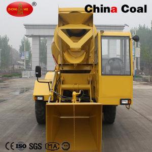 2.5 Cbm Self Loading Pump Truck Concrete Mixers pictures & photos