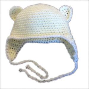 Cute Baby Beanie Knitting Pattern