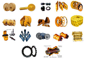 Undercarriage Parts for O&K Excavators pictures & photos