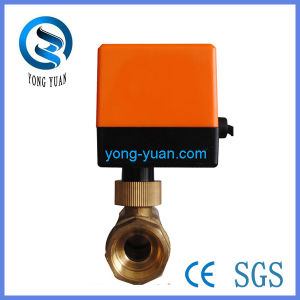 Motorized Ball Valve (BS-868-20) pictures & photos
