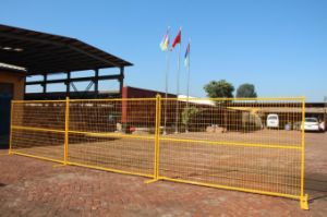 for Construction Site Outdoor Fence Temporary Fence pictures & photos