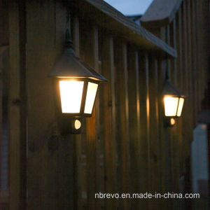 2016 LED Solar Motion Sensor Wall Lamp (RS2012) pictures & photos