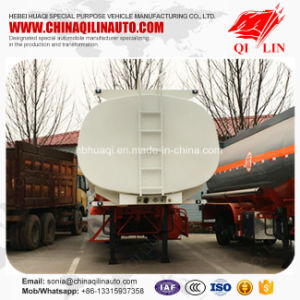 Best Selling Tanker Truck Trailer for Edible Oil Loading pictures & photos
