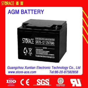 12V Inverter SMF Battery 12V 70ah pictures & photos