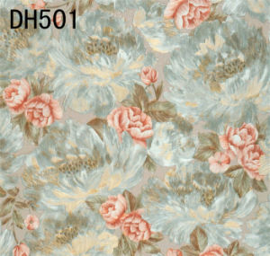 Italy Design Classic Environment-Freindly Wallcoverings (DH501) pictures & photos