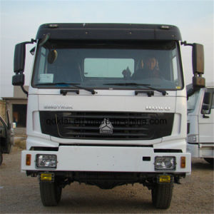 HOWO 12 Wheels 8X4 40t Dump Truck Sale in Dubai pictures & photos