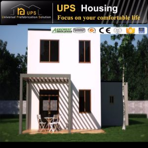 SABS Certificated Long Service Time Simple Prefabricated House pictures & photos