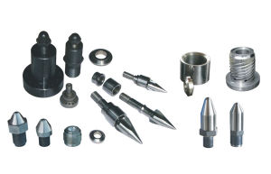 Spare Parts of Screw and Barrel of an Injection Ma pictures & photos