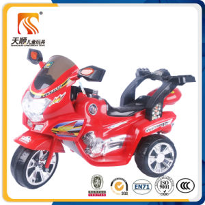 Electric Vehicle Toys 3 Wheels Electric Motorbike for Kids pictures & photos