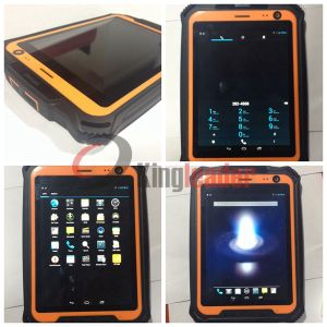 7.85inch 3G Rugged IP67 Water-Proof Android4.4 GPS, NFC, RFID, 1g+16GB Tablet PC (T1) pictures & photos