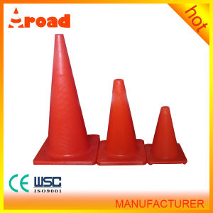Factory Sale PVC Traffic Cone with Competective Price pictures & photos