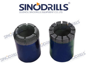 Sinodrills Diamond Core Bit with Nq, Bq, Hq, Pq