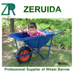 Strong Wheel Barrow for Sale/ Wheel Barrow (WB3502) pictures & photos