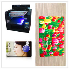 Color Pen UV-LED Printing Machine