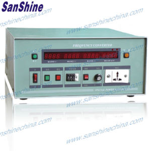 Adjustable Frequency Power Source pictures & photos