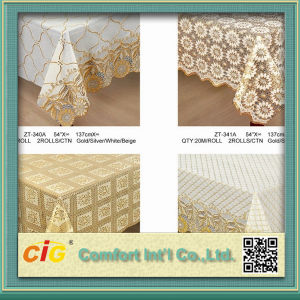 PVC Table Cloths pictures & photos