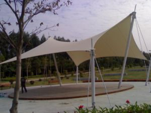Teflon Membrane Structure (ZBMC) pictures & photos