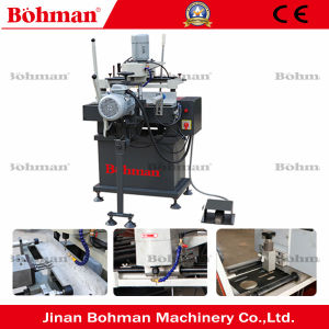 Lock Hole Aluminum Windows End Milling Machine pictures & photos