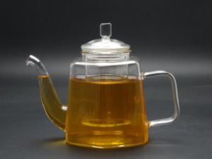 Glass Tea Pot/Teapot with Stainless Steel or Glass Infuser on Sale pictures & photos