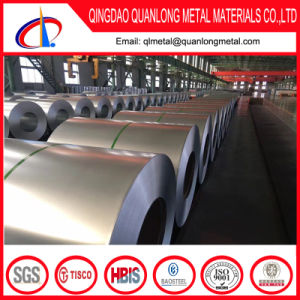 Full Hard Anti-Finger Processed Aluzinc Steel Coil pictures & photos