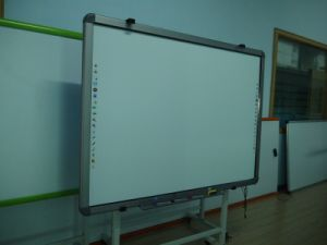 chalkboard and touchable screen I was wondering if anyone has seen or made there own chalkboard paint for screenprinting any options chalkboard paint for screenprinting any options.