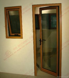 Cost-Efficient Aluminium Single Sash Door (BHA-DC05) pictures & photos