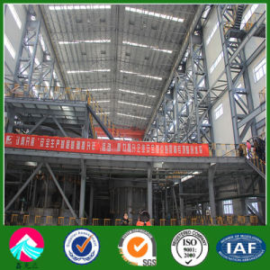 Prefabricated Steel Structure Factory Building pictures & photos