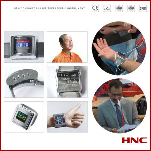 Hypertension Blood Pressure Quantum Healing Laser Therapeutic Healthcare Physiotherapy Medical Instrument pictures & photos