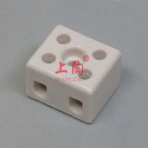 2-Way 5-Hole Porcelain Connector pictures & photos