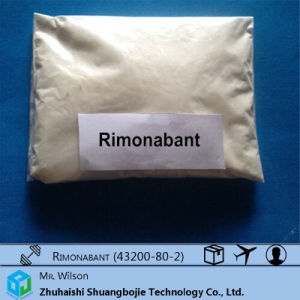 Weight Loss Drugs Rimonabant CAS: 43200-80-2