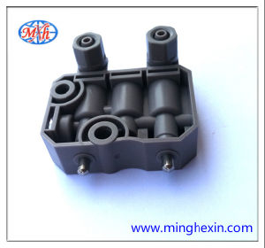 Black Plastic Moulded Part with ISO SGS