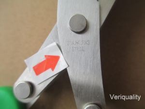 Hardware, Scissors Inspection Service at Yanjiang, Guangdong Province pictures & photos