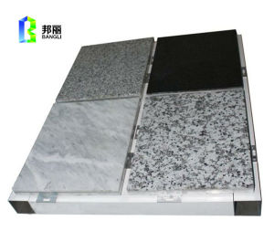 Color Coated Aluminum Wall Panel Guarentee 15 Years Decorative Material pictures & photos