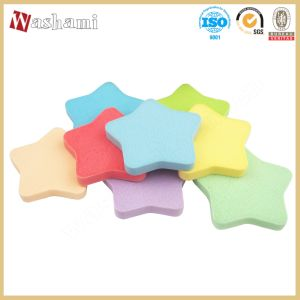 Washami High Quality Make up Removing Puff Sponge, Cosmetic Puff pictures & photos