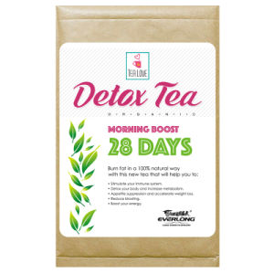100% Organic Herbal Wellness Detox Tea Skinny Tea Weight Loss Tea (Morning Boost Tea 28day Infusions) pictures & photos