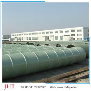 FRP Gas Pipe Flanges Pipe Fittings Irrigation Pipe Price pictures & photos