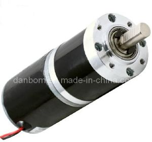 Planetary Geared DC Reduction Motor (ZYT) pictures & photos