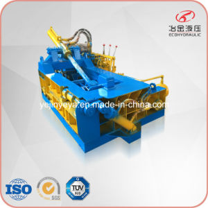 Ydf-160b Hydraulic Steel Recycling Square Baler (25 years factory) pictures & photos
