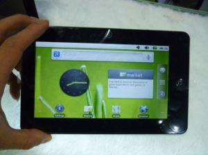 7′′ Tablet PC/MID with Samsung CPU, Android 4.0, Capacitive Touch Screen (M-07-CA)