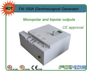 Fn-100A CE Approved Monopolar and Bipolar Coagulation Electrosurgical Unit pictures & photos